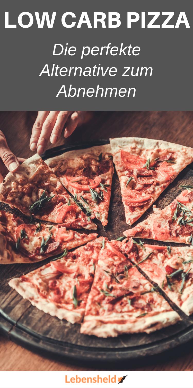 Low carb Pizza mit Thunfisch - Undedingt ausprobieren! - Low Carb Held