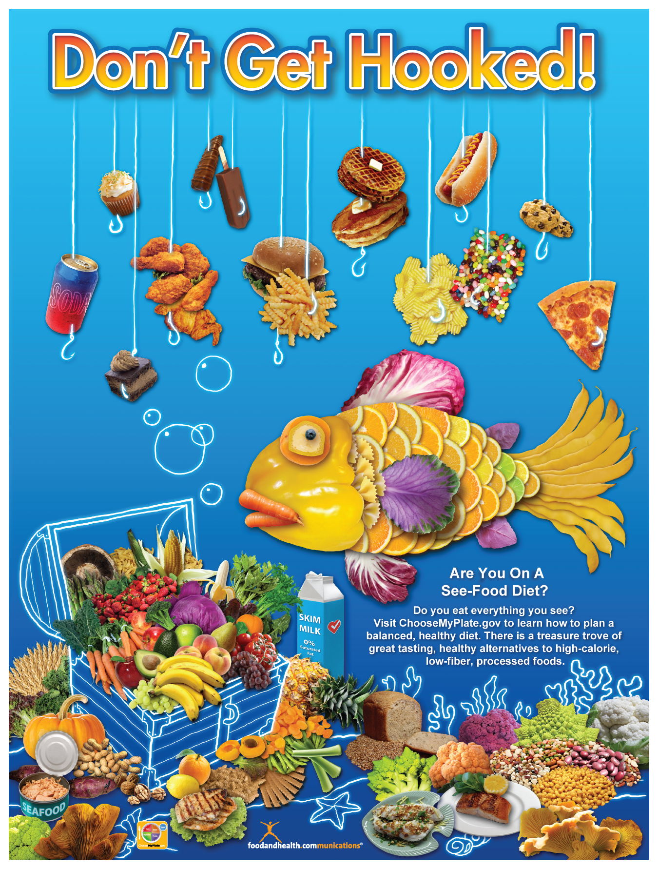 See Foodt Poster