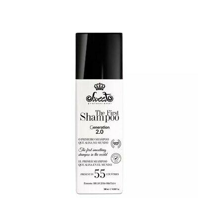 (Ad) Sweet Hair The First Shampoo Straightener Progressive 500ml Brazilian Keratin