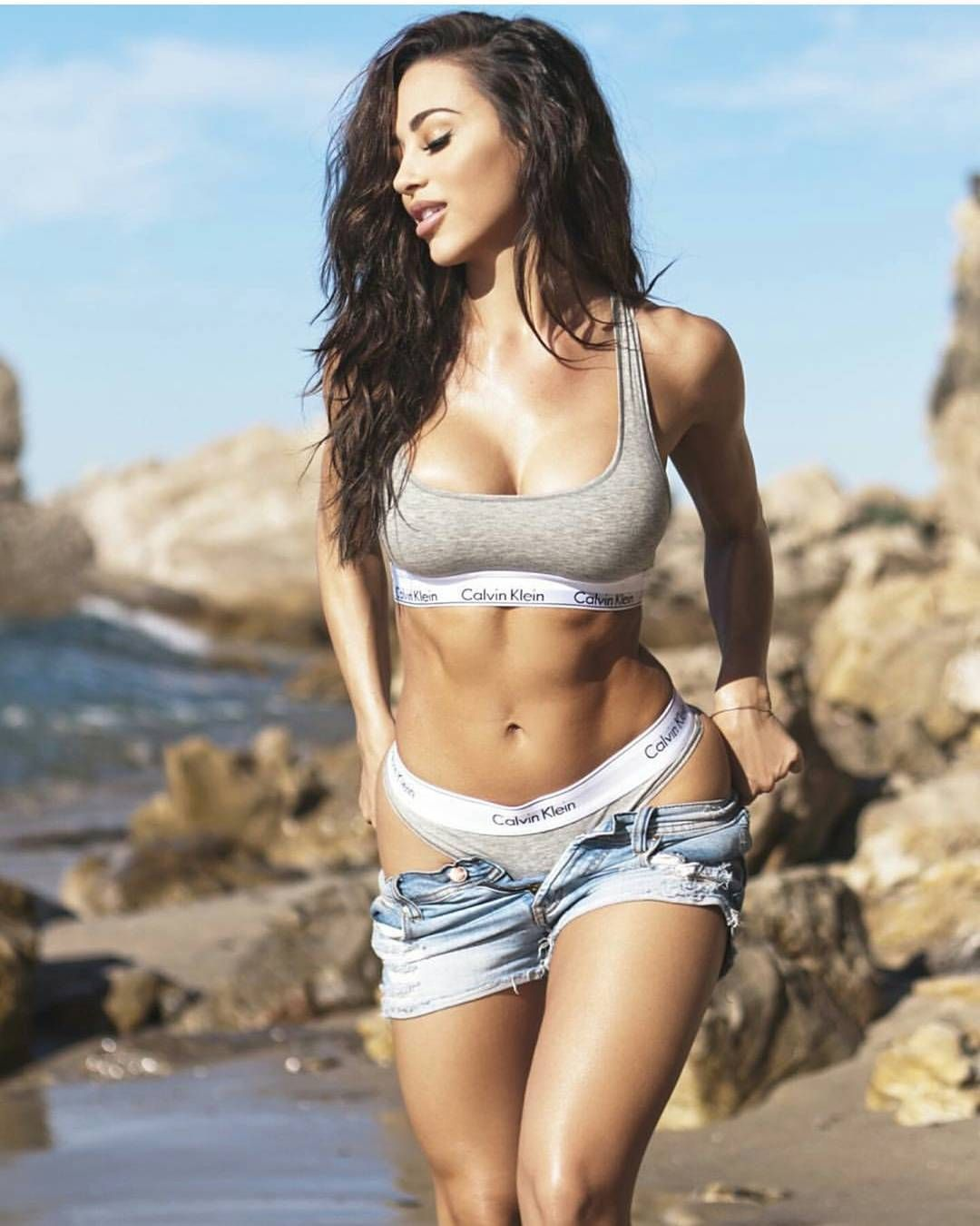 Frauen körper perfekter Kein perfekter