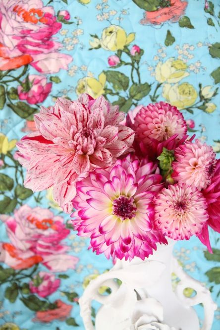inspiration from one of my favorite fabric designers [Amy Butler's Alchemy Fabrics]