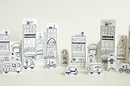 10 Cool Kid Printables Make Printable Paper Crafts
