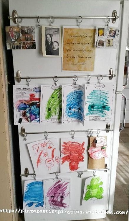 10 Mind Blowing Command Hook Hacks A Cultivated Nest Art Display Kids Command Hooks Kids Art Galleries