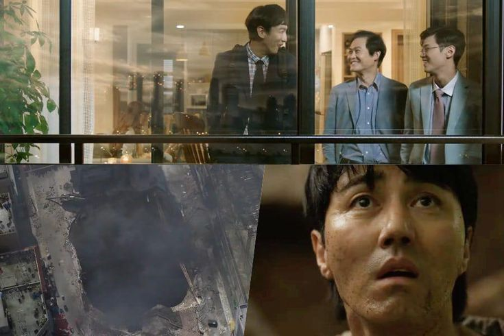 """Watch: Kim Sung Kyun's Dream House Turns Into Hell As Cha Seung Won, Lee Kwang Soo, And More Fight To Escape The """"Sinkhole"""""""