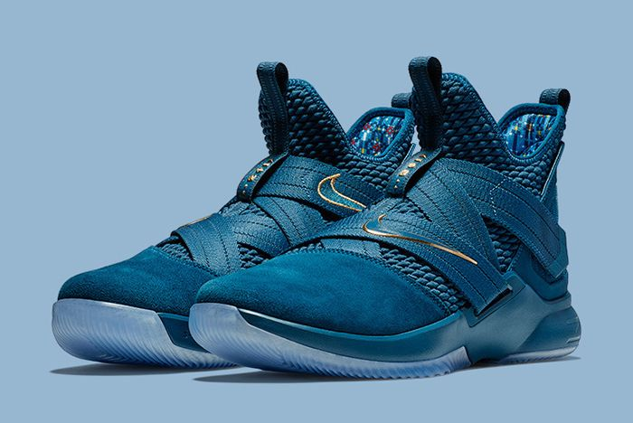 ddcade95bd3 Emporium of Tings. Web Magazine. - https   drwong.live. Release Date  Nike  LeBron Soldier 12 Agimat