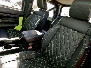 Jeep Liberty Seat Covers