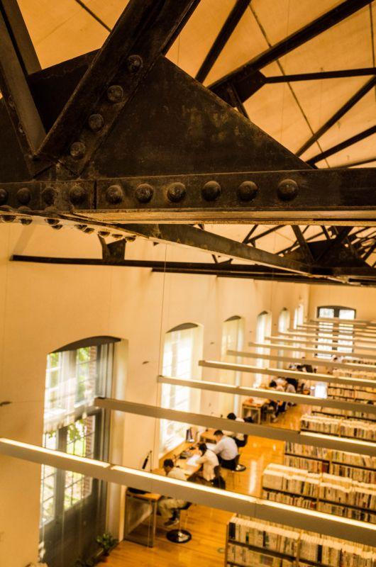 35 北区王子 区立中央図書館 旧兵器工場 Shooting Tokyo 酒蔵 軍需工場 図書館