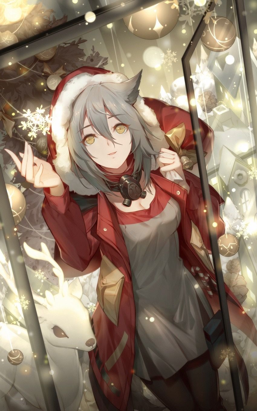 Pin By Davv 08 On Projekt Red Arknights Anime Wolf Girl Yandere Manga Anime Furry