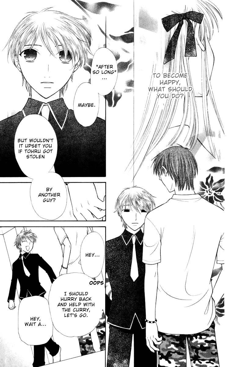 Tell him Momiji! Fruits basket anime, Fruits basket