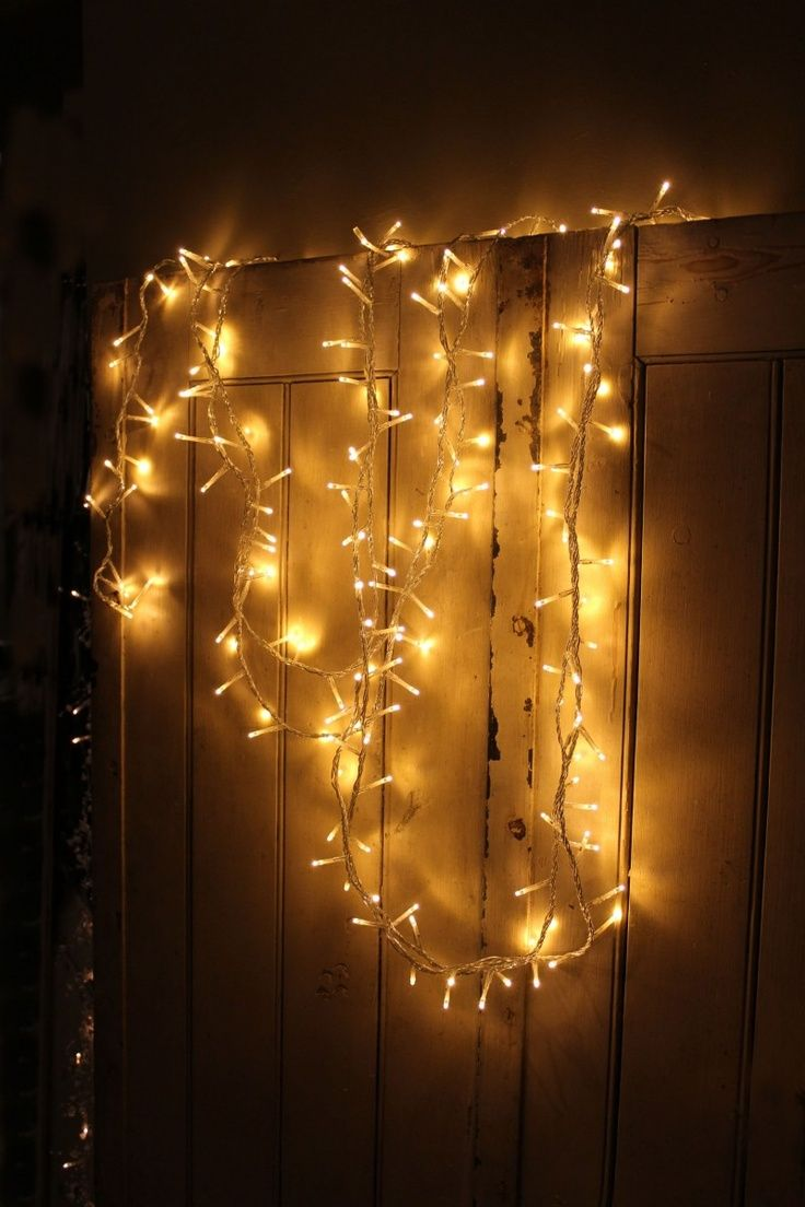 Pin By Olivia 3 On Dream Living Fairy Lights Lights Yellow Christmas Lights
