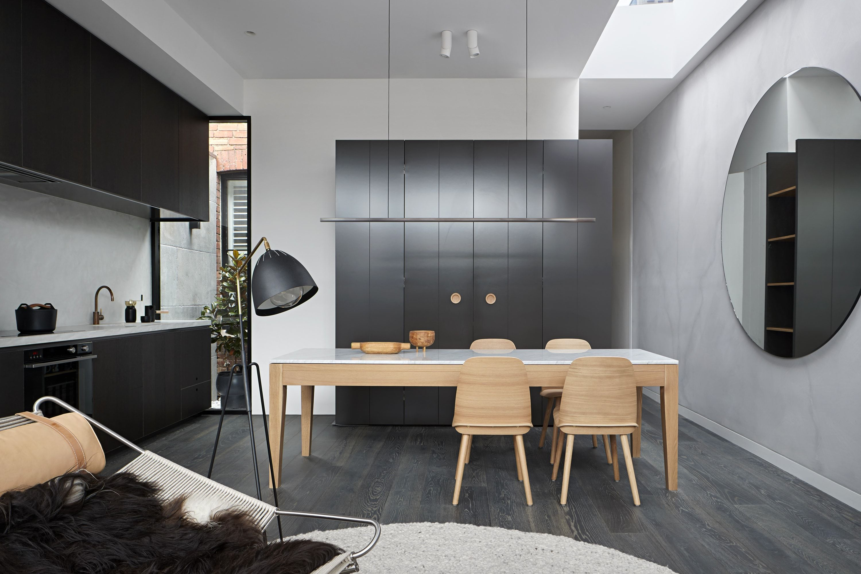 When Whiting Architects Were Approached To Renovate A Tiny Melbourne