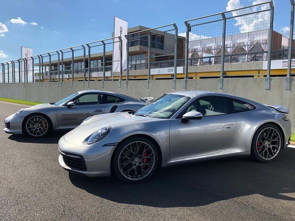 Beginning To See More Of The 992 On The Streets C Porsche 911 Porsche Cars Porsche