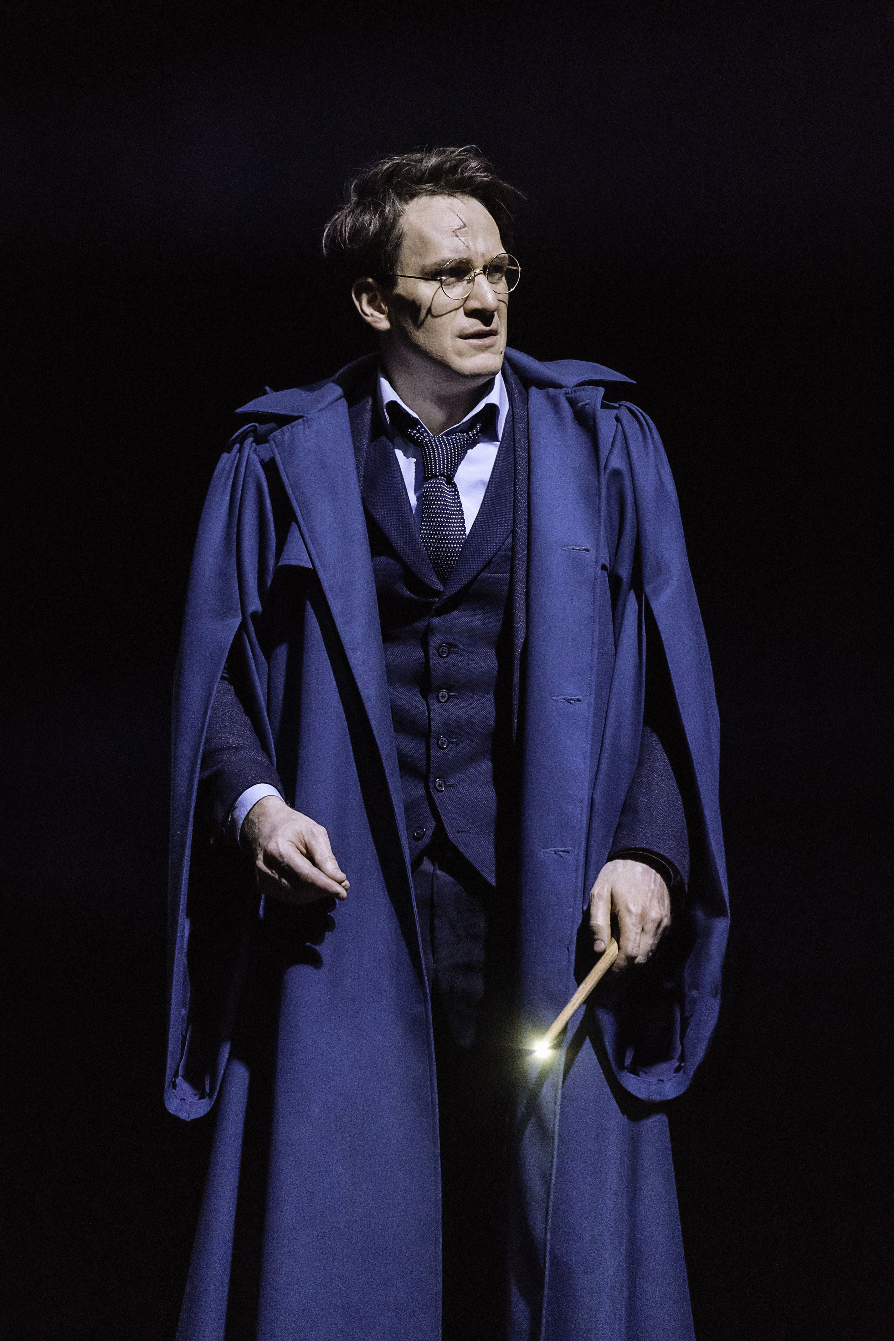 Harry Potter And The Cursed Child Jamie Parker Photo Manuel Harlan