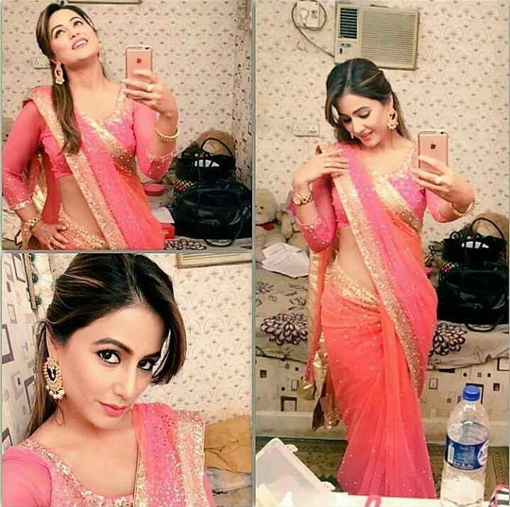 Indianbash Hina Khan Instagram Selfies Hina Khan Instagram Selfies