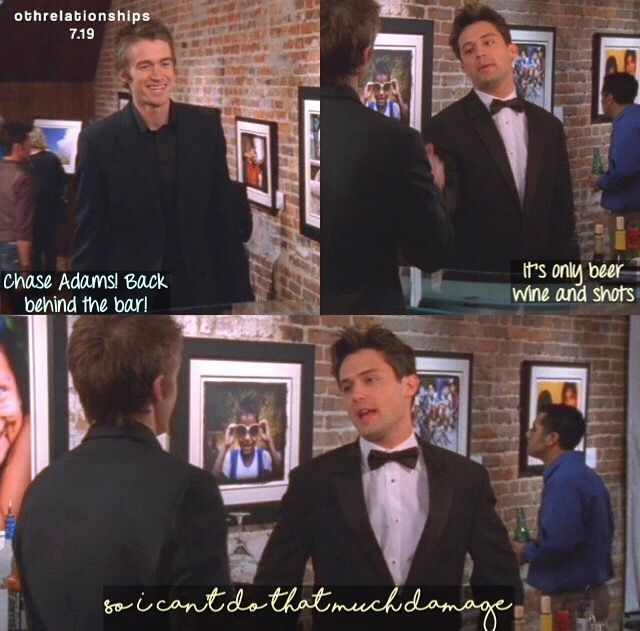 Chase The bar manager #oth One Tree Hill Pinterest The o - bar manager