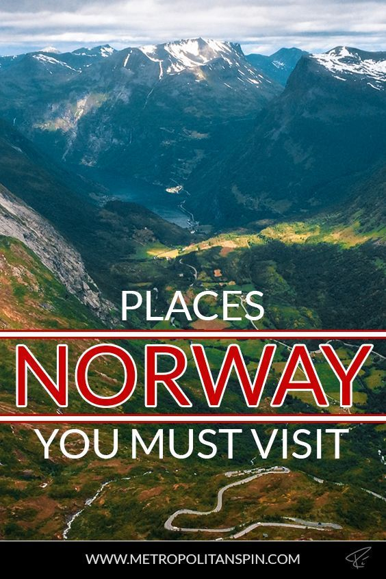 Photo of Visiting Norway? Check out these awesome places! #norway #europe #travel