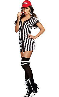 adult costume referee