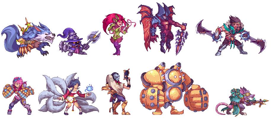 Alberto Hernández Orkimides Twitter Pixel Art Games Pixel Art Characters Pixel Art Design
