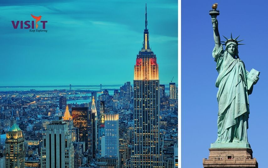 New York Is One Of The Famous Cities In The World It Is A Most - Famous cities in usa