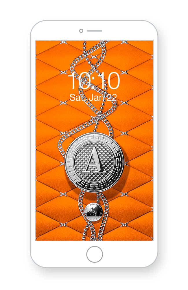 Ibiza Orange Cell Phone Jewelry Iphone Wallpapers Iphone