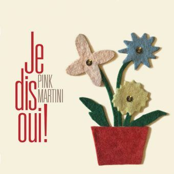 New album Je dis oui! available now