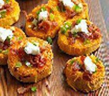 Biggest Loser Recipes - Sweet Potato No-Skins
