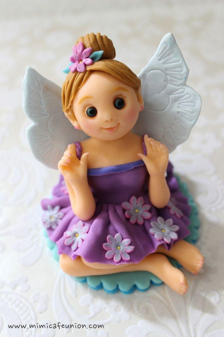 Fairy Princess Doll Cake