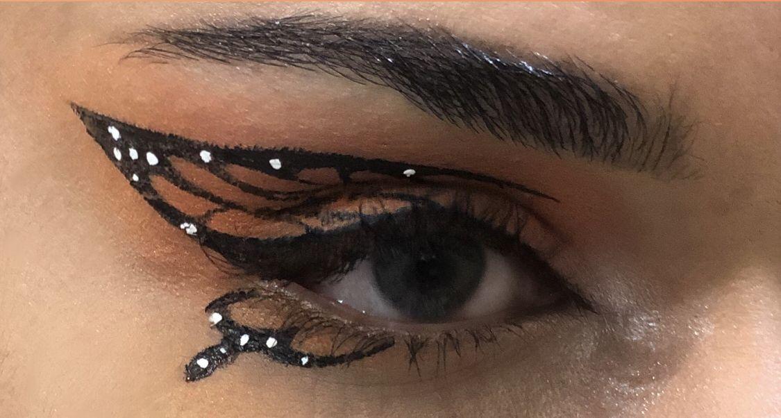 Butterfly makeup 🦋