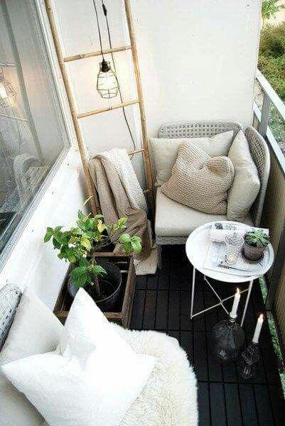 furniture for small balcony. 9 Dreamy Deco Ideas For A Small Balcony (Daily Dream Decor) Furniture