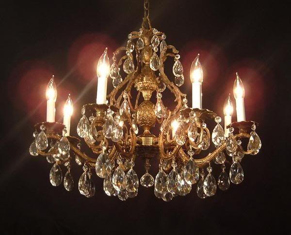 Antique chandeliers chandeliers pinterest antique antique chandeliers aloadofball Images
