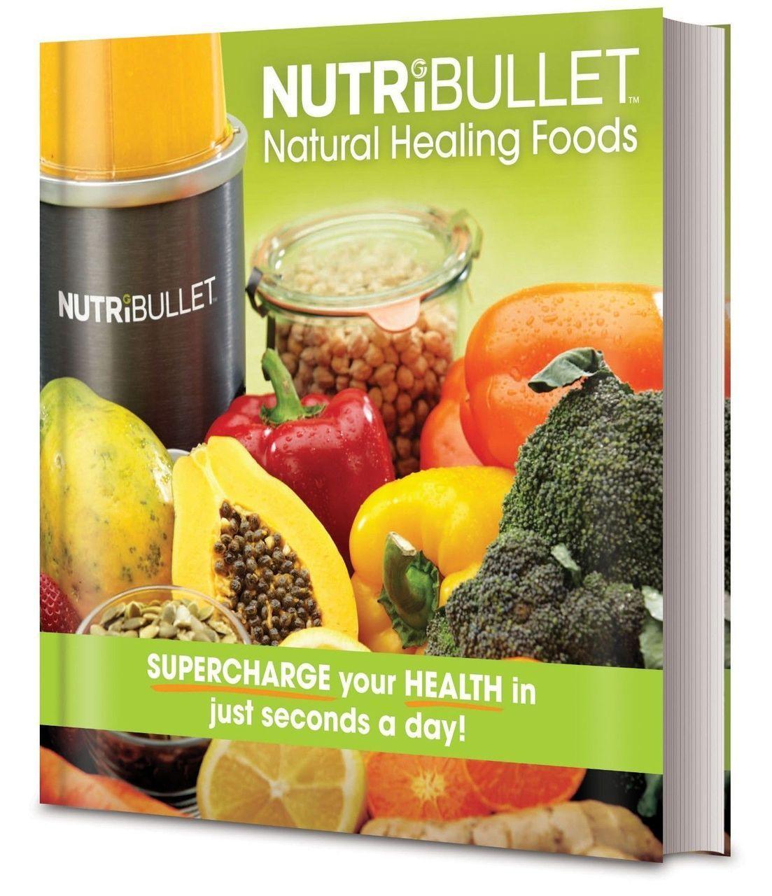 Super EZ Auction - Nutribullet Natural Healing Receipe Foods Book CookBook Hardcover for Sale!, $12.97 (http://www.superezauction.com/nutribullet-natural-healing-receipe-foods-book-cookbook-hardcover-for-sale/)