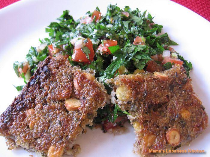 Lebanese vegetarian potato kibbe recipe kibbeh aataa middle lebanese vegetarian potato kibbe recipe kibbeh aataa forumfinder Choice Image