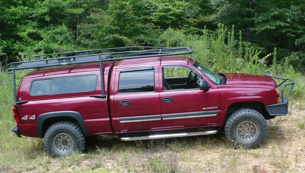 Camper Shell Rack Ideas Expedition Portal Overland truck