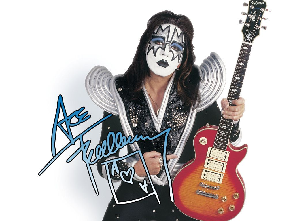Ace Frehley Music Pictures Ace