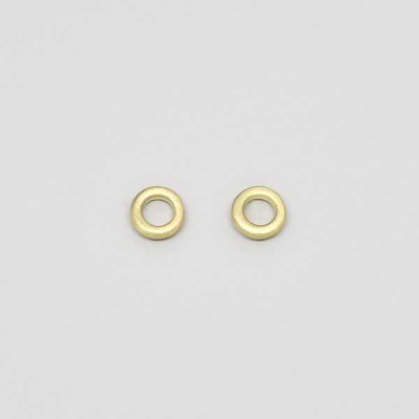 Photo of fejn jewelry Ohrstecker 'Satin Circle'