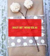 crazy gift wrap ideas