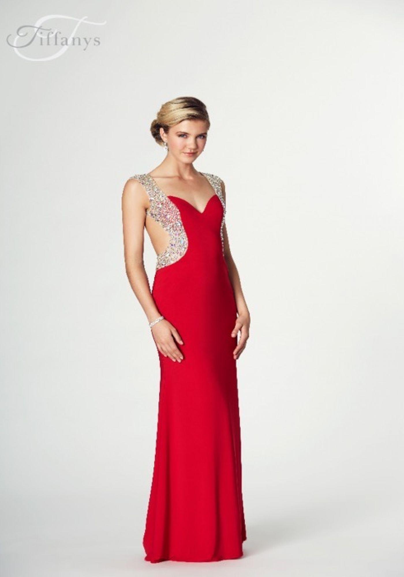 Tolle Sherri Hügel Rot Prom Kleid 2014 Galerie - Brautkleider Ideen ...