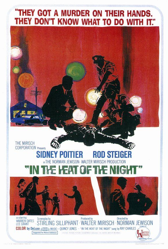 'In the Heat of the Night': Best Picture and Best Adapted Screenplay (1967)