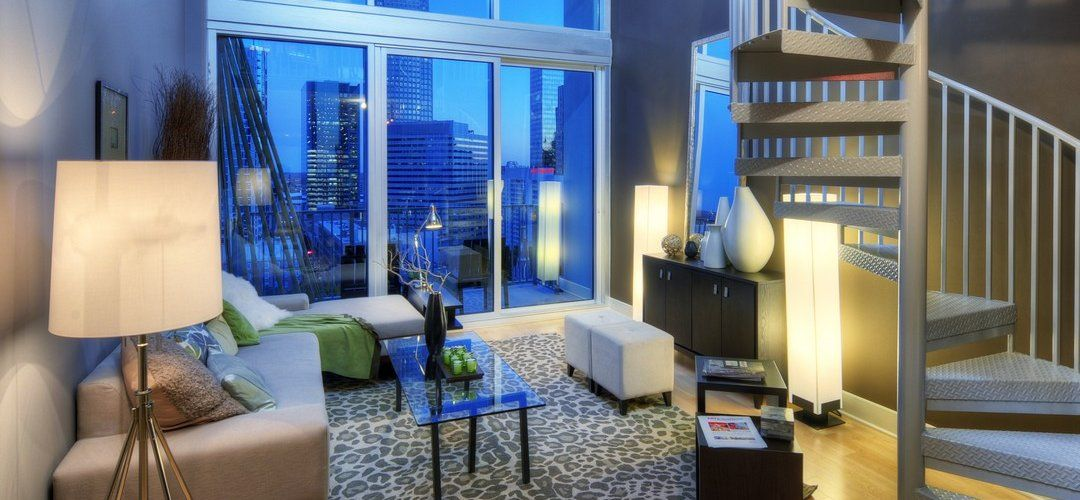 The Vue High Class Apartments In Uptown Charlotte 215
