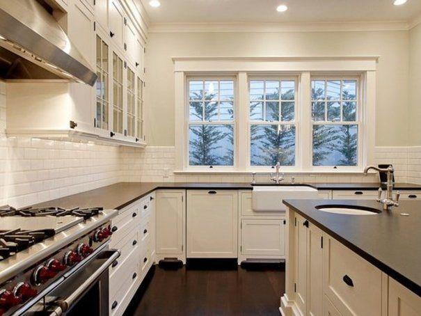White Kitchen Designs : Interior Design Ideas and Inspirations | Ideas | PaperToStone
