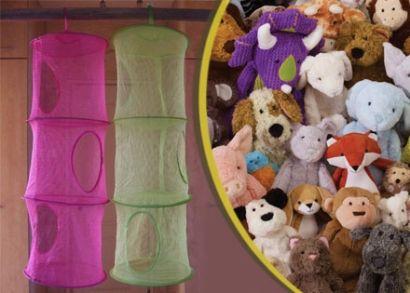 1.500 Ft helyett 890 Ft: Vidám és praktikus kiegészítő a gyerekszobába! Háromszintes, felakasztható játéktároló különféle színekben 29 cm-es átmérővel!