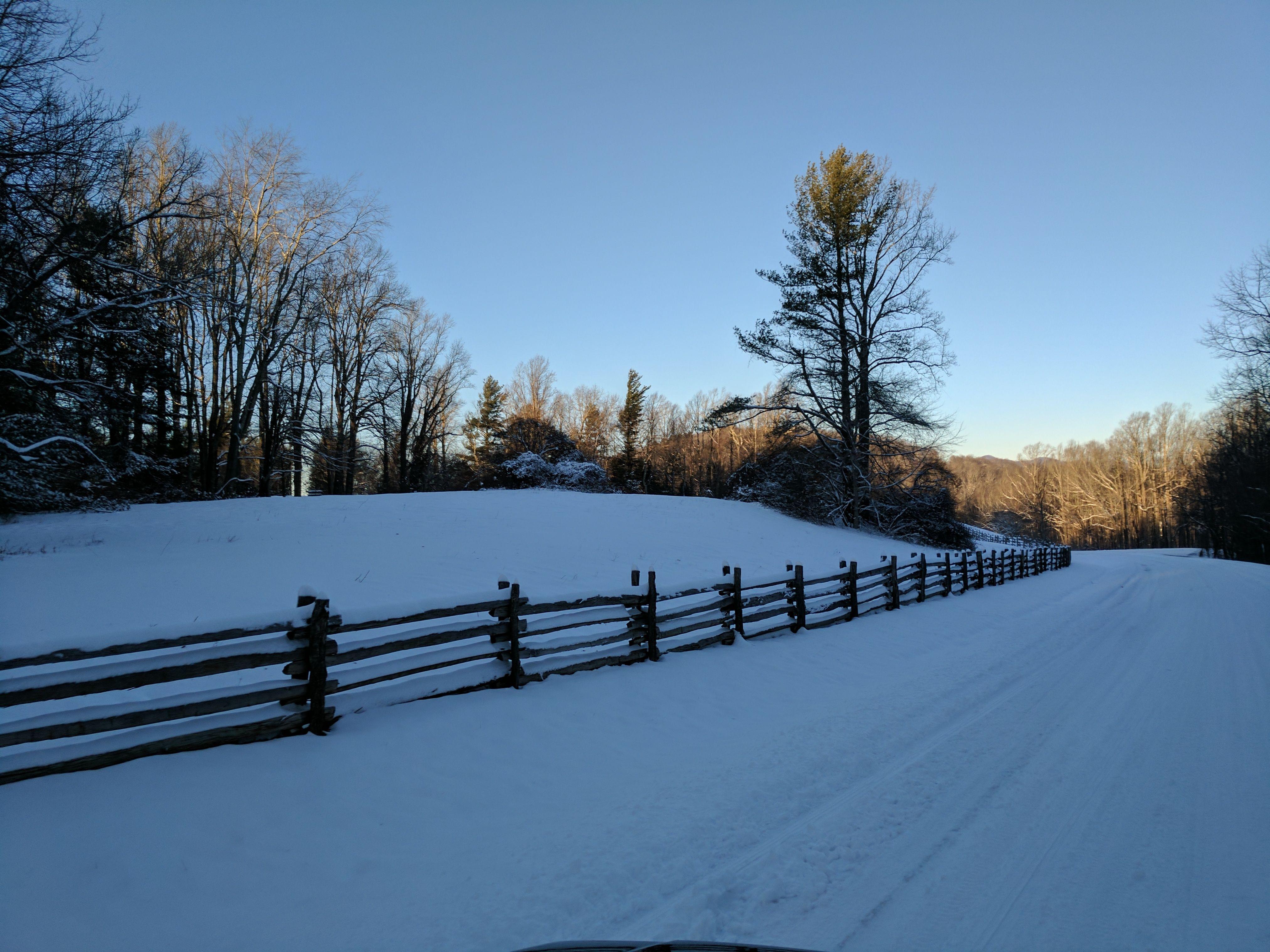 appalachian mountain cabin rentals | winter photo gallery | winter