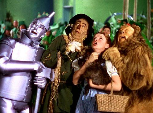 The Wizard of Oz Image: Wizard of Oz Caps | Wizard of oz, Wizard of oz  1939, Character and setting