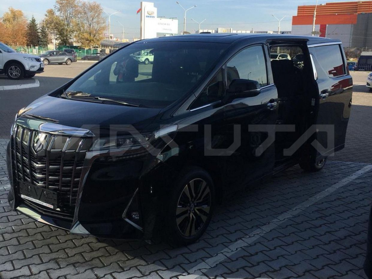 2021 Toyota Alphard Review Toyota Alphard And Toyota Vellfire Was Indeed A Duet Of The Luxury Cars Of Toyota Which Was Sufficient I Toyota Camry Mobil Toyota