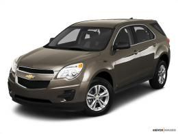 Mocha Chevy Equinox Awd With Heated Cloth Seats Thinking Bout