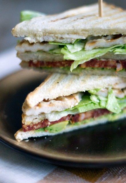 sandwich met kip