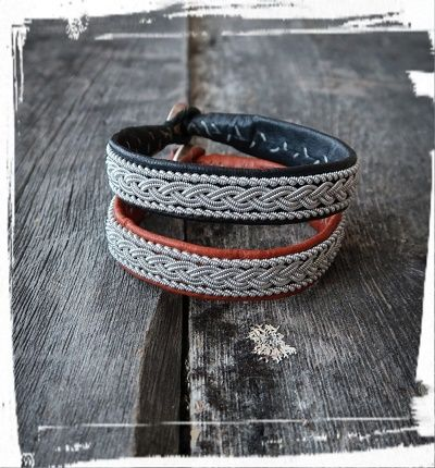 tennarmband från karesuando trapperprodukter.se Armband