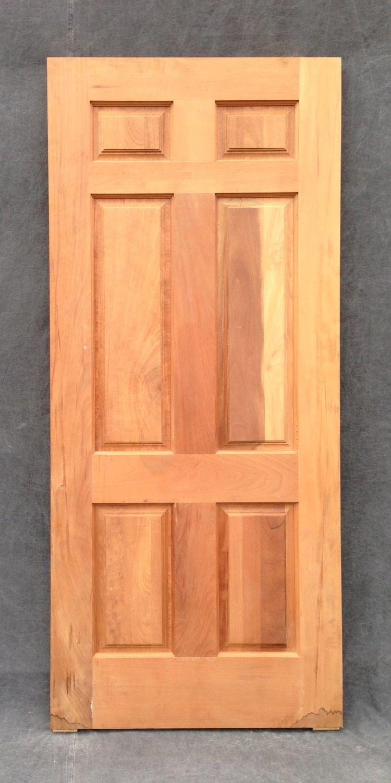 Sapele Mahogany 96 X 41 X 225 389 Clearance Door Entry