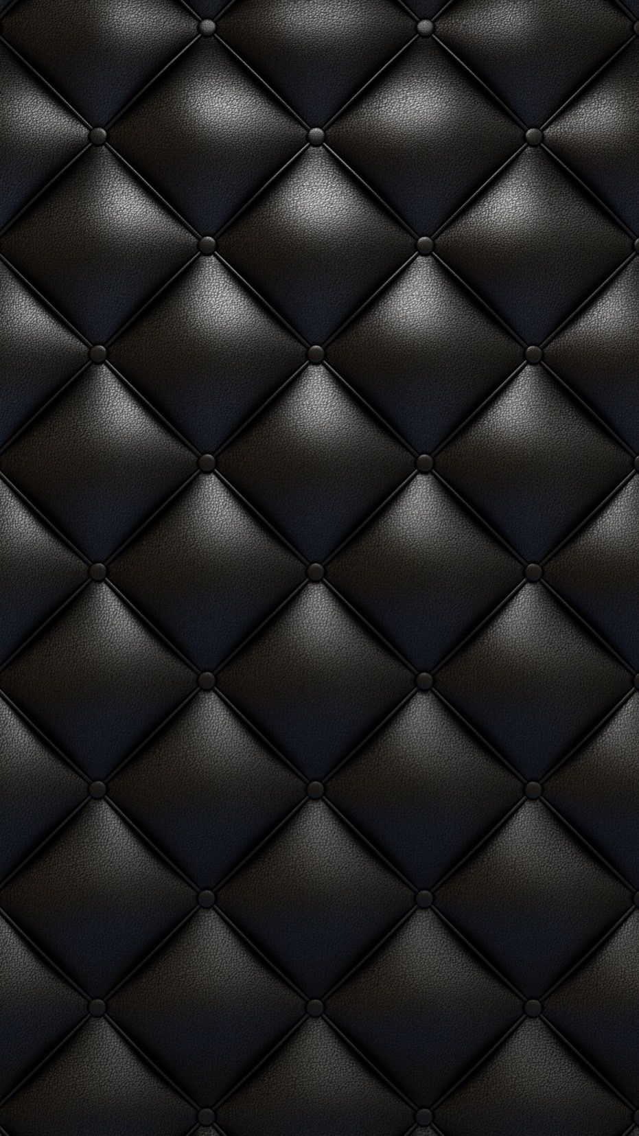 Black Quilted Wallpaper Qนἶℓ৳εɖ • ...