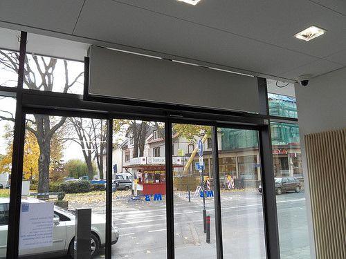 Design And Custom Air Curtains Design Landmark Buildings Architecture
